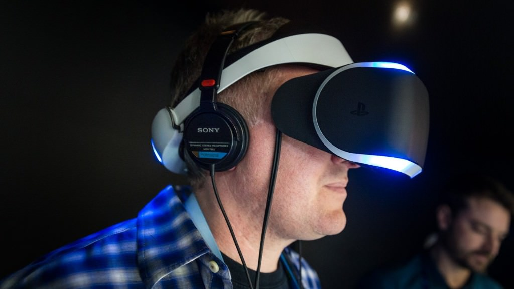 Project Morpheus - PlayStation