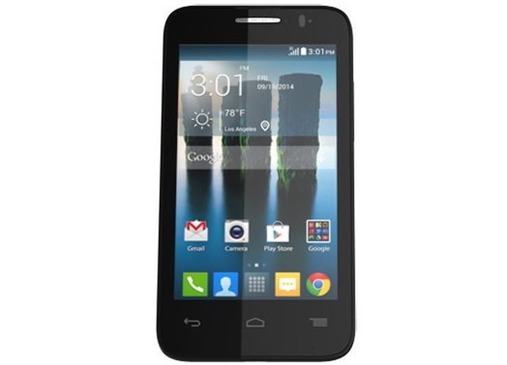 Alcatel One Touch Evolve (1,49 W/kg)