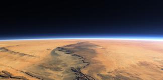 """Камера марсохода Curiosity зафиксировала """"маленького зеленого человечка"""" и прочую """"живность"""""""