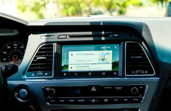 Android Auto adds music