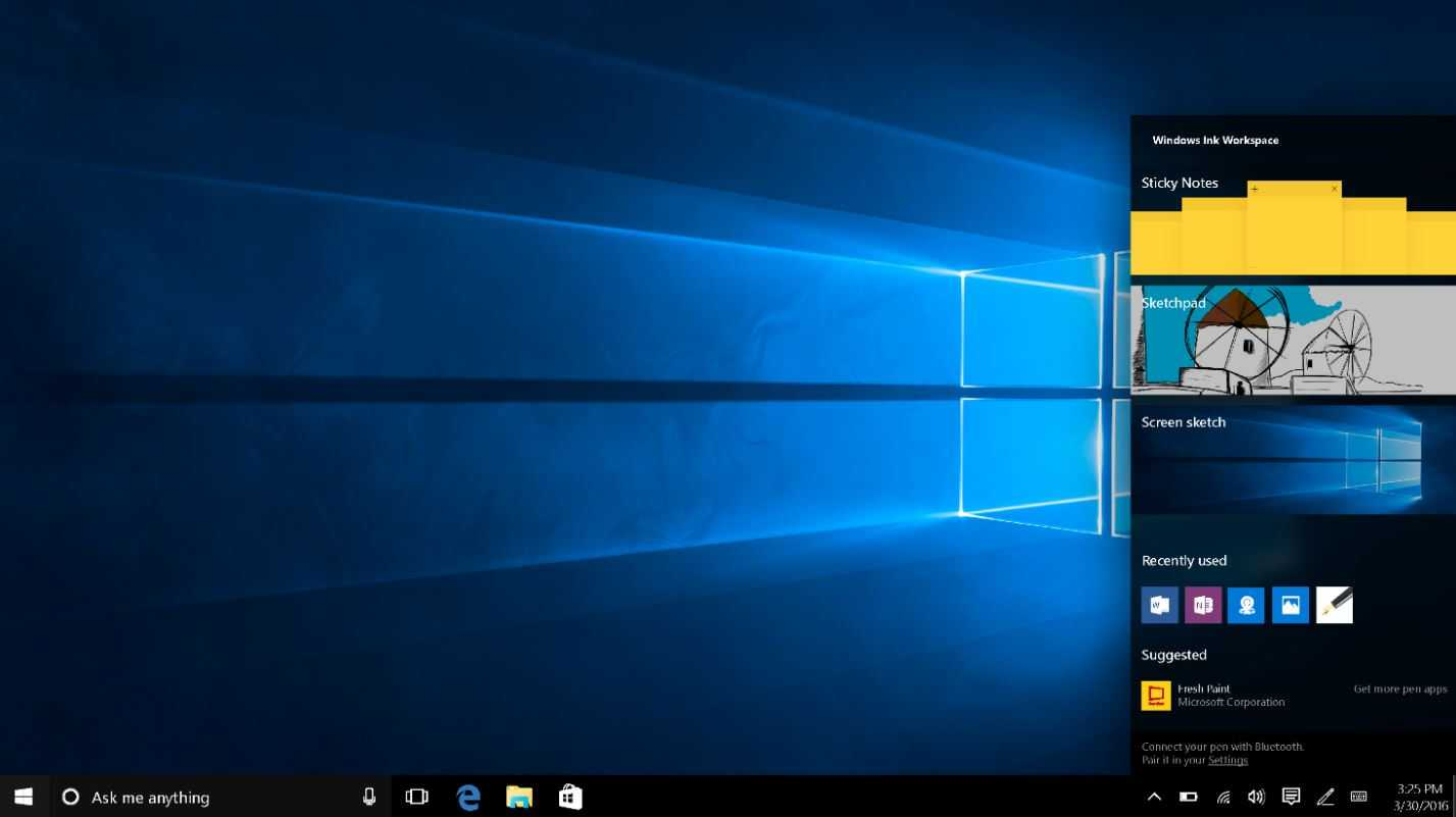 Mammoth Windows 10 Insider превью