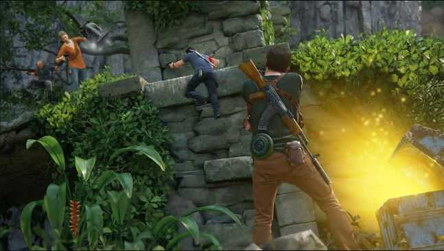 Uncharted 4 Plunder